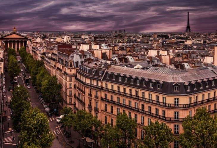 Loyers à Paris : on atteint presque le SMIC