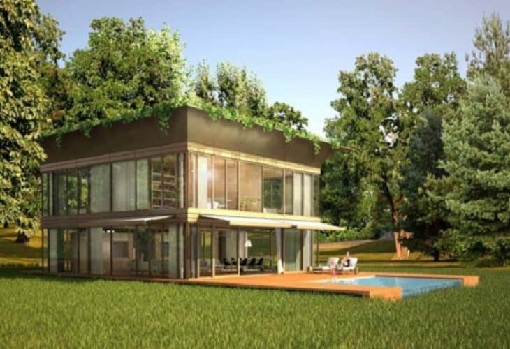 Misez sur les atouts écolos de la maison préfabriquée