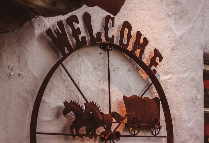 Nouvelle vie pour une ville fantôme : bienvenue au Far West