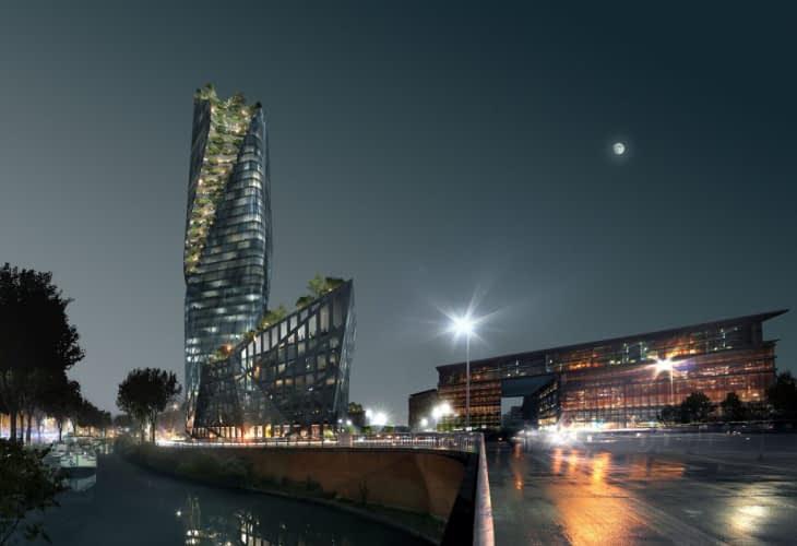 Occitanie Tower, le nouveau symbole végétal toulousain
