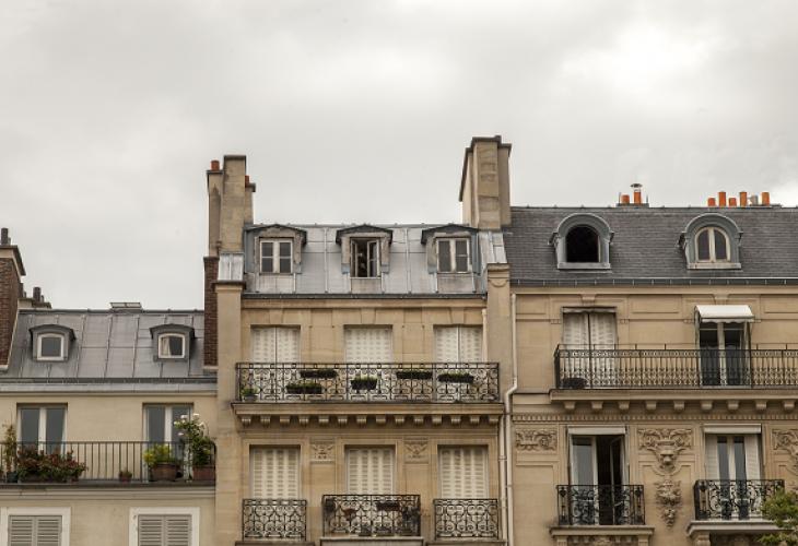 Plus de 8 000€ le m² pour l'immobilier à Paris