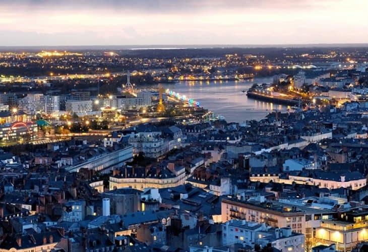 Prix de l'immobilier à Nantes : progression et engouement