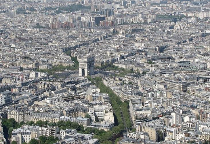 Prix de l'immobilier à Paris : des prix en hausse au 1er trimestre 2017