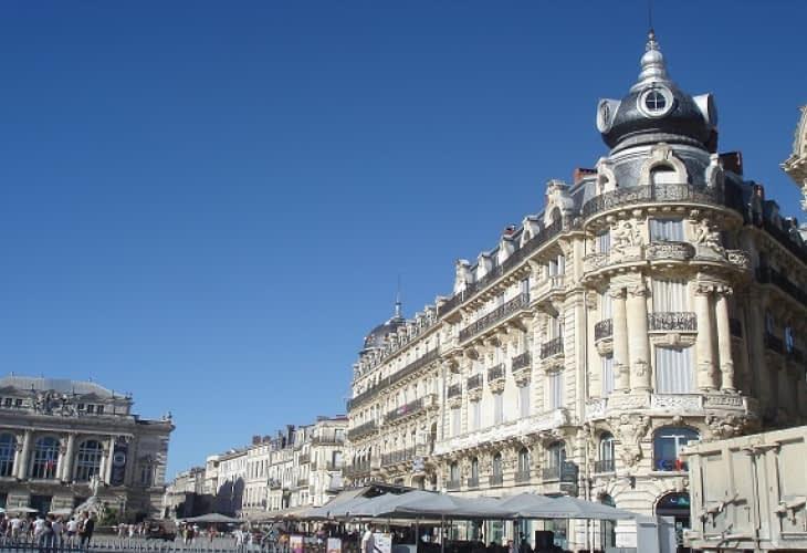 Quand l'immobilier à Montpellier fait son défilé