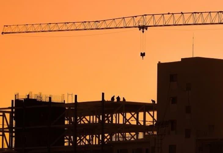 Ralentissement de la hausse des prix de l'immobilier neuf en France