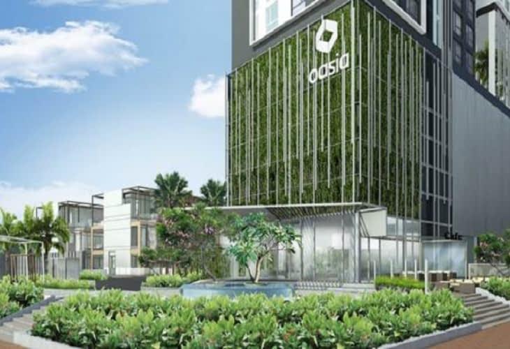 Singapour : quand une tour végétalisée absorbe la pollution urbaine