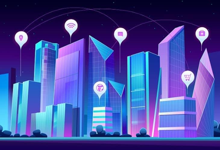 Top 3 des villes intelligentes de l'année