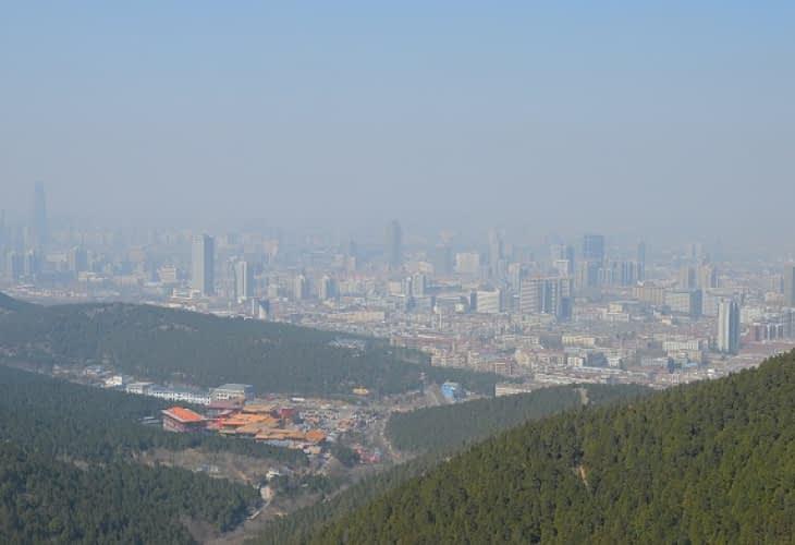 Un immeuble-forêt pour lutter contre la pollution en Chine