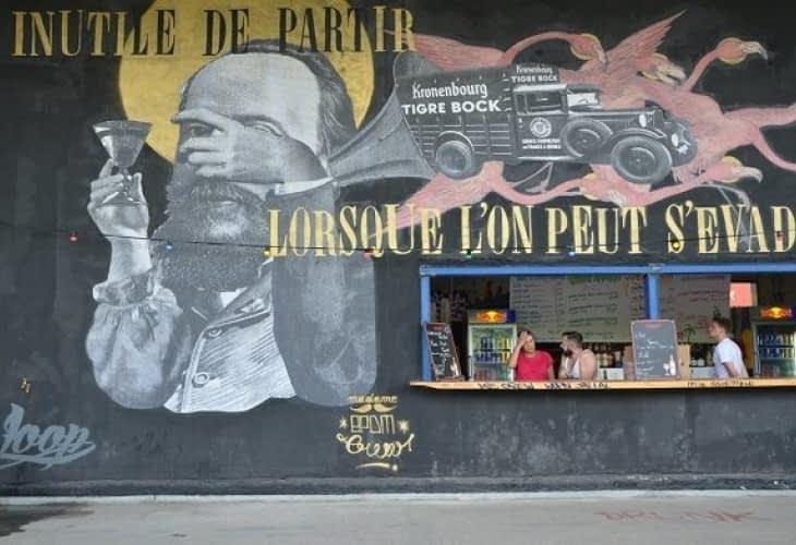 Un nouveau temple du Street Art à découvrir de toute urgence à Paris