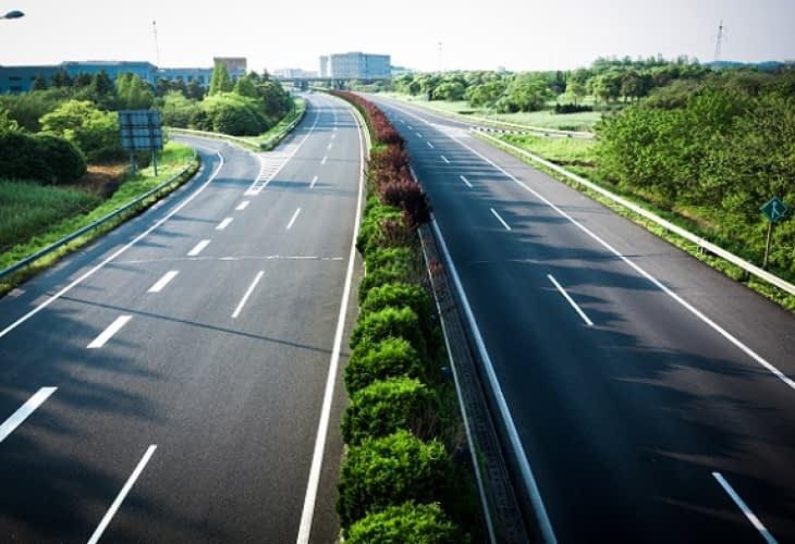 Une autoroute électrique durable en Italie