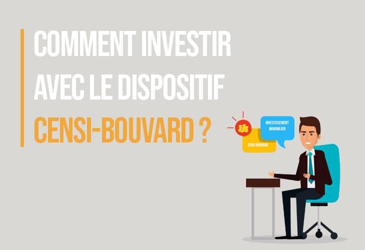 Comment investir avec le dispositif Censi-Bouvard ?