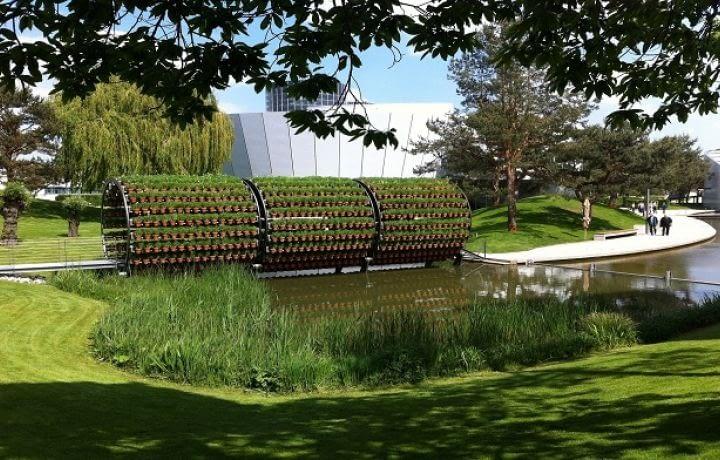 Achat immobilier : 10 000 euros de plus-value grâce aux espaces verts