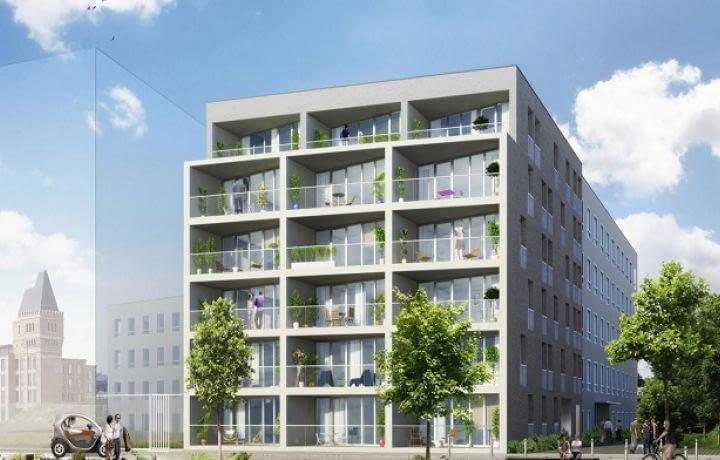 Immobilier neuf à Lille : le Treize B, un concentré de technologie et d'écologie