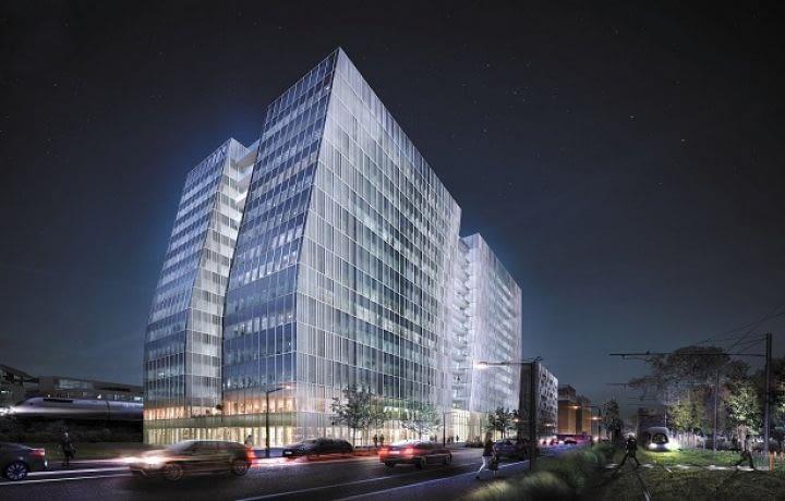 Immobilier neuf à Lyon : le Sky 56 attendu pour 2017