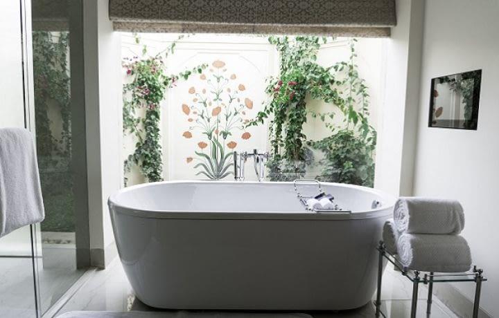L'avenir de la salle de bains est pratique et écologique