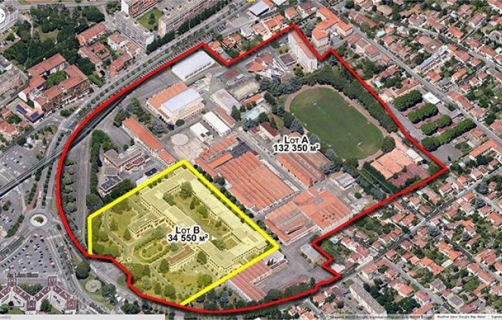Le Centre d'Essais Aéronautiques de Toulouse accueillera des logements neufs en 2020