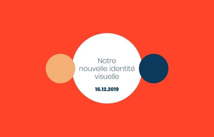 Nouvelle identité visuelle 2019