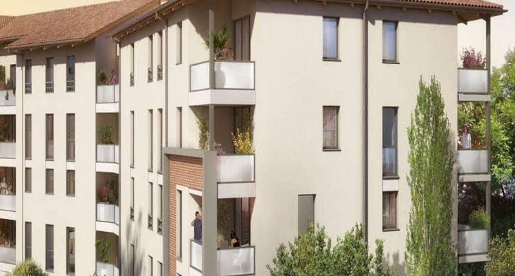 Castanet-Tolosan à deux pas du coeur de ville