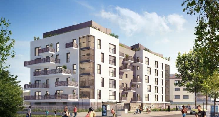 Programme immobilier neuf annecy quartier vallin fier for Programme logement