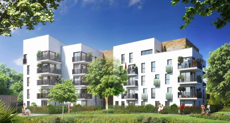 Programme immobilier neuf cergy proche des universit s for Immobilier neuf idf