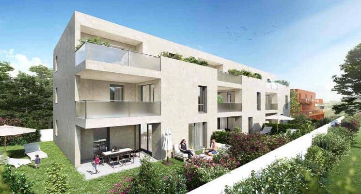 Montpellier quartier Hôpitaux-Faculté