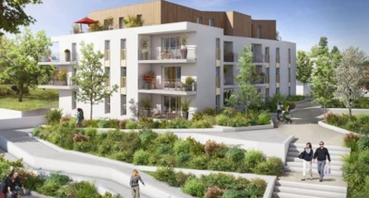 Nort-Sur-Erdre quartier Faubourg Saint-Georges