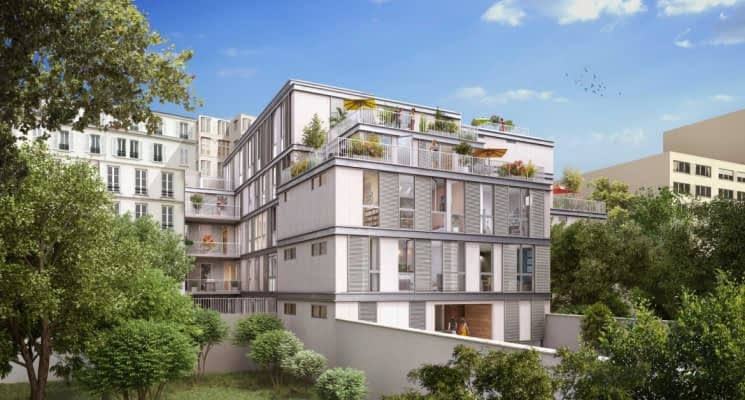 Programme immobilier neuf paris 5e arrondissement c t for Dujardin immobilier