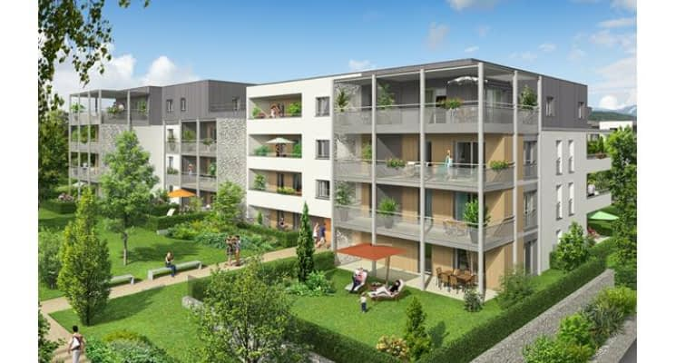 Programme immobilier neuf metz tessy au nord ouest annecy for Appartement nord ouest