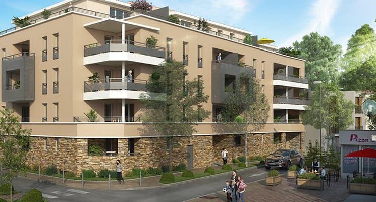 Six-Fours-Les-Plages centre-ville