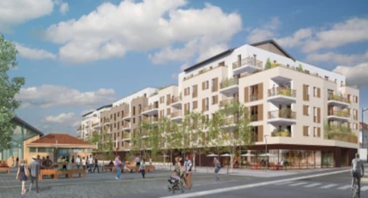 Rueil-Malmaison proche future gare du Grand Paris
