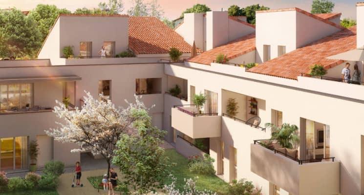 Toulouse Guilhemery proche jardin Argoulets