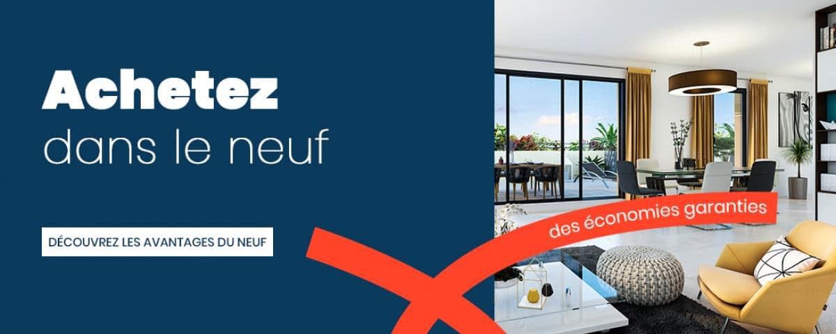 Vous souhaitez acheter un bien immobilier ? Privilégiez le neuf, c'est un confort de vie et des économies assurées !