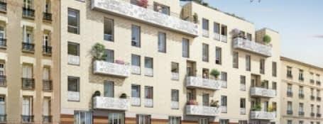Courbevoie quartier du Faubourg de l'Arche