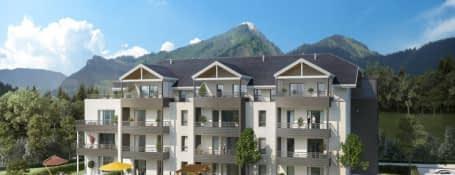 Divonne-les-Bains proche centre-ville