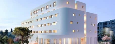 Montpellier quartier Celleneuve résidence étudiante