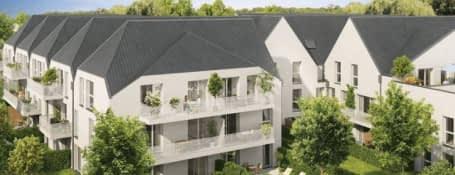Bonnières-sur-Seine à 550 mètres du Transilien J