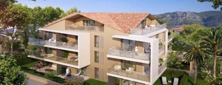Toulon quartier Petit Bois