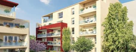 Nîmes quartier Cadereau