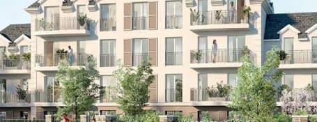 Saint-Prix quartier résidentiel proche commodités