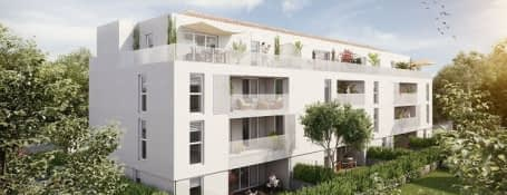 Aix-en-Provence quartier des facultés