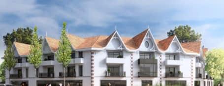Andernos résidence de standing proche de la plage