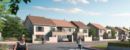Aubergenville proche gare