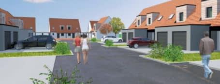 Aubry-du-Hainaut résidentiel