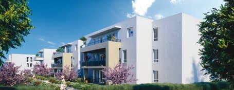 Avignon quartier Montfavet