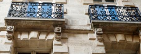 Bordeaux à 300 mètres de la Porte de Bourgogne