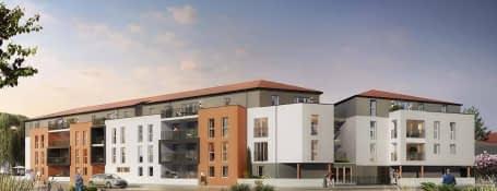 Bouaye centre-ville résidence seniors