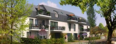 Caen quartier Saint-Ouen - Investissement en nue-propriété