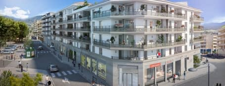 Cannes quartier La Bocca