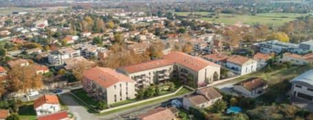 Castanet-Tolosan cœur quartier Plaine-Haute-Coteaux