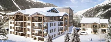 Chamonix Mont-Blanc proche centre-ville